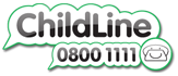 The Childline Logo